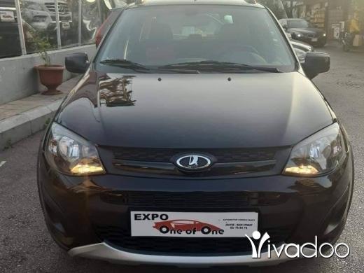 Lada in Bouchrieh - New LADA kalina cross 2018