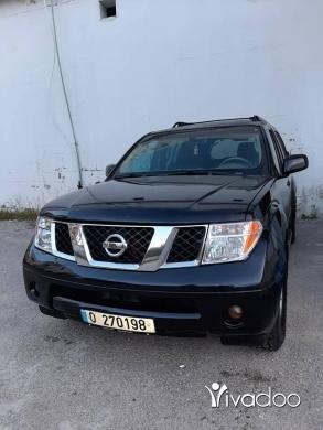 Nissan in Zgharta - Nissan pathfinder SE 2005