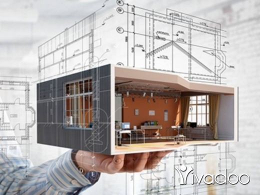 Property & Maintenance in Achrafieh - مهندس و مصمم ديكور داخلي أوتوكاد ماكس لوميون في لبنان بيروت طرابلس صيدا