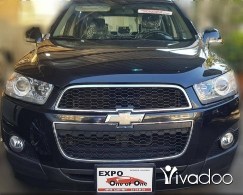 Chevrolet in Bouchrieh - Chevrolet Captiva 2011 AWD