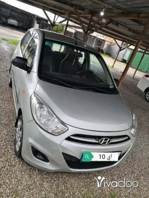 Hyundai in Sour - هيونداي i10 خارقة النظافة موديل 2016