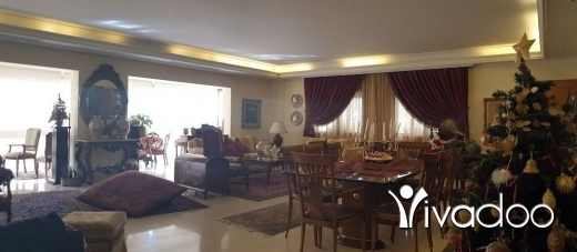 Apartments in Mar Takla - L05776 - Spacious Apartment for Sale with 160 sqm Terrace in Mar Takla