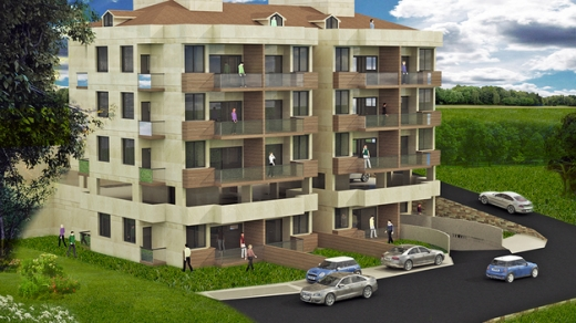 Apartments in Blat - Simplex Apartment For Sale In Blat Brand New With 2 Underground Parking