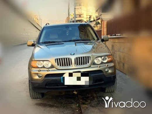 BMW in Beirut City - X5 2006 full / 14,000,000