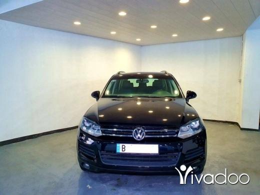 Volkswagen in Beirut City - 2012 V.W Touareg V6