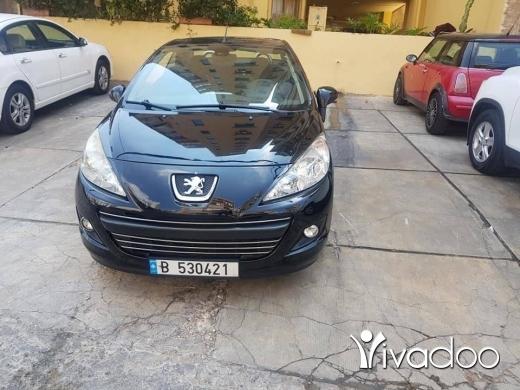 Peugeot in Beirut City - Peugeot 208