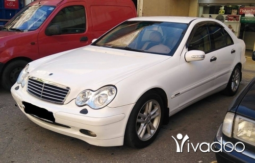 Mercedes-Benz in Beirut City - c180