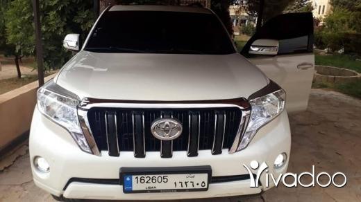 Toyota in Zahleh - Prado mod 201