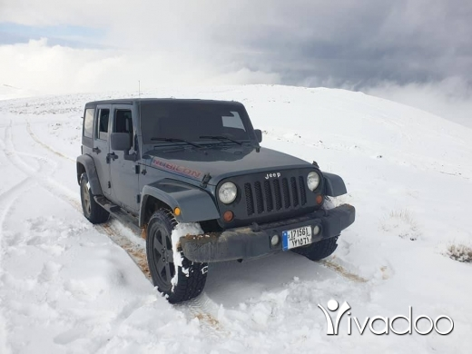 Jeep in Hermel - 2008 wrangler unlimited