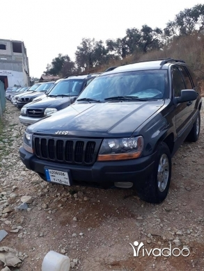Jeep in Zgharta - Grand cherokee 99 laredo