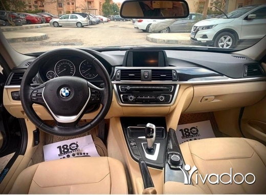 BMW in Beirut City - BMW 316 model 2015