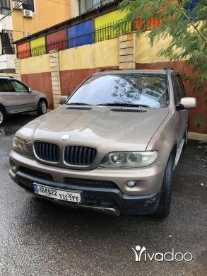 BMW in Beirut City - X5 Bmw 2004