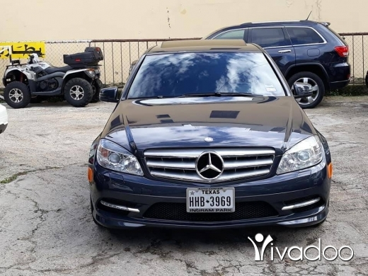 Mercedes-Benz in Tripoli - C 300 2011