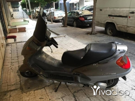 Motorbikes & Scooters in Beirut City - Foresight