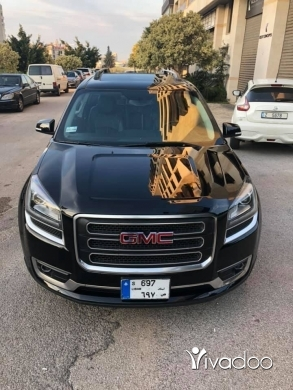 CMC in Beirut City - GMC Acadia SLT 2016 …