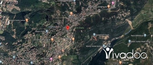 Land in Beit Meri - A 3150 m2 land with an open mountain view for sale in Bet Mery - Prime location