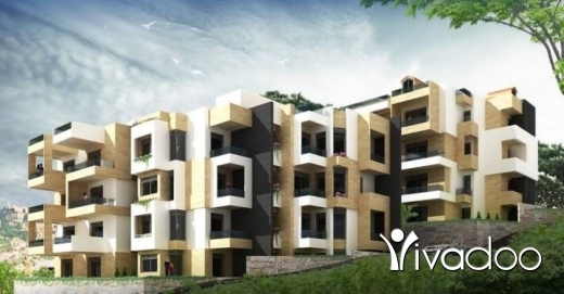 Apartments in Zekrit - A 121 m2 apartment with a rooftop for sale in Zikrit