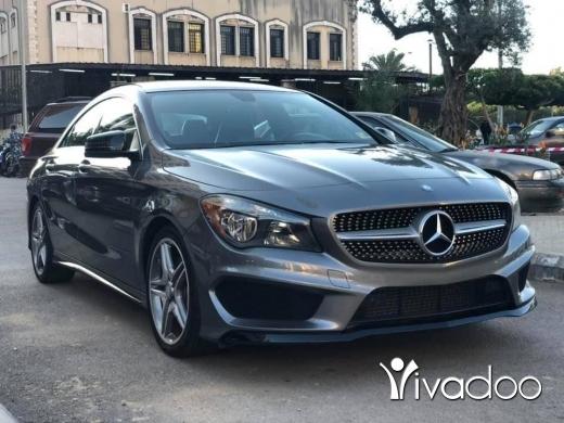 Mercedes-Benz in Beirut City - CLA 250 2014
