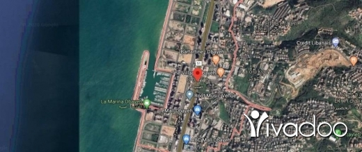 Land in Zouk el-Kharab - A 1054 m2 land for sale in Zouk el kharab