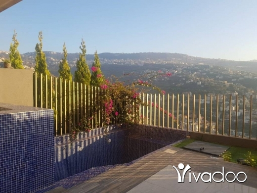 Apartments in Araya - L06305 - A Brand New Super Deluxe Triplex for Sale In Jamhour With A Breathtaking View