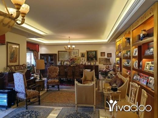 Apartments in Baabda - L06308 - Luxurious & Elegant Apartment for Sale in Baabda