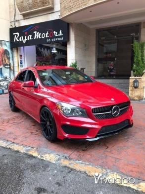 Mercedes-Benz in Beirut City - Mercedes-Benz CLA 250 2014