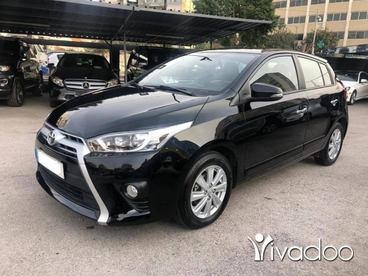 Toyota in Beirut City - 2016 Yaris 1.5G