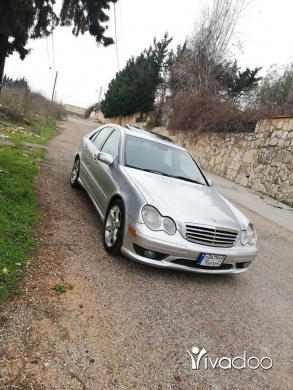 Mercedes-Benz in Nabatyeh - Mercedes 230 2007 supper clean
