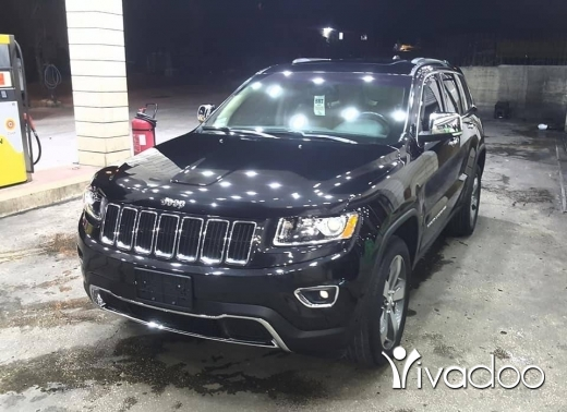 Jeep in Bekka - ‎2014 Grand Cherokee Limited Black نقبل جزء شك مصرفي‎