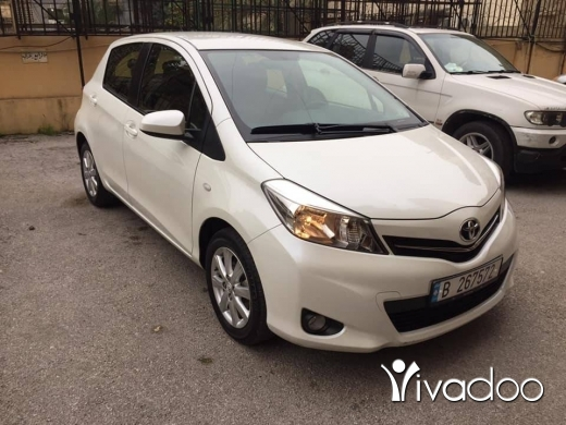 Toyota in Beirut City - Toyota Yaris 2013