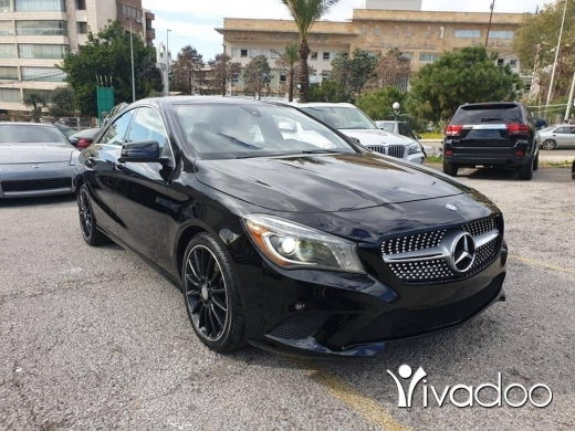 Mercedes-Benz in Beirut City - 2014 cla 250 premium pkg