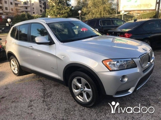 BMW in Beirut City - X3 2012