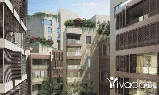 Apartments in Achrafieh - A 480 m2 duplex apartment including a 50 m2 garden / terrace for sale in Achrafieh