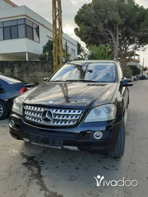Mercedes-Benz in Zgharta - Mercedes ml 350 2006
