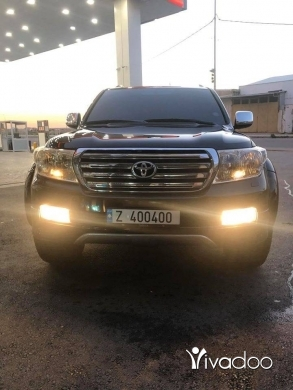 Toyota in Beirut City - Land cruiser (Extreme) very Rare