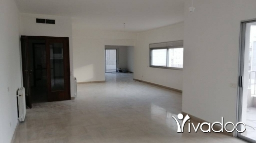 Apartments in Achrafieh - L06189 - Spacious Apartment with a view for Rent in Achrafieh