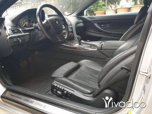 BMW in Beirut City - Bmw 650 i full options v8 5.0 twin turbo ajnabiyi