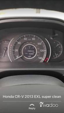 Honda in Hermel - Crv exl 4wd mod 2013.New arrival.70455414