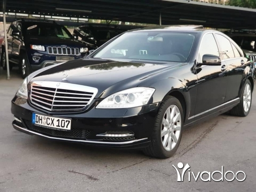 Mercedes-Benz in Beirut City - S350 2006 look 2010 in excellent condition