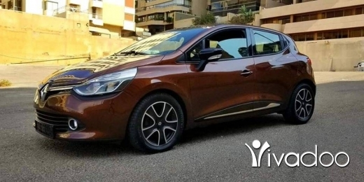 Renault in Beirut City - Renault CLIO 2014 Full option(Amazing & Clean)