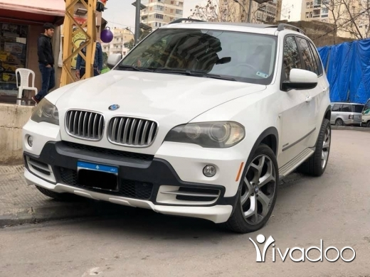 BMW in Beirut City - BMW X5 2009