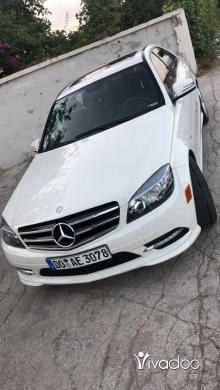 Mercedes-Benz in Nabatyeh - Mercedes benz C300 mod 2011.اجنبية.٧٠٤٥٥٤١٤