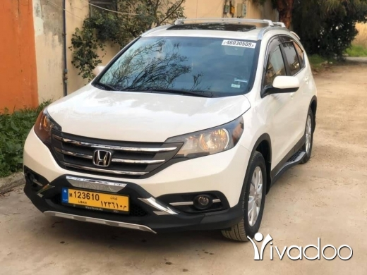 Honda in Tripoli - CRV Model 2013