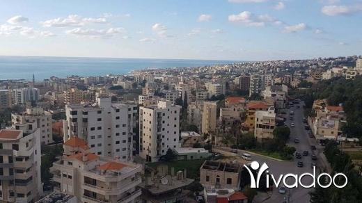 شقق في جبيل - Apartment For Rent in Jbeil Mar Geryes With Panoramic Sea View -L04903