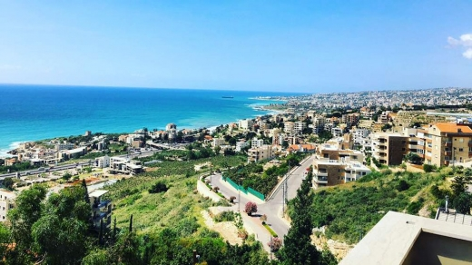 Apartments in Halate - Apartment For Sale in Fidar Jbeil 260m