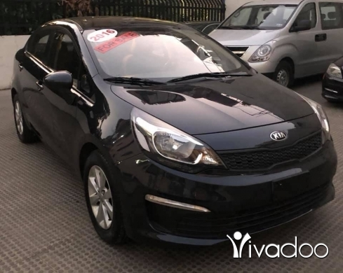 Kia in Beirut City - -Model: kia Rio