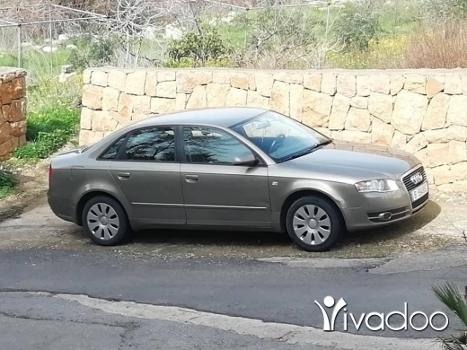 Audi in Beirut City - Audi a4 2006