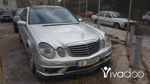 Mercedes-Benz in Beirut City - mercedes e500 2003