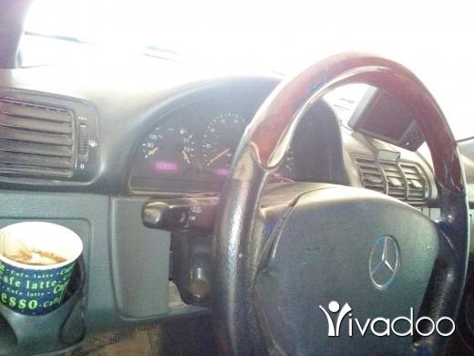 Mercedes-Benz in Bir Hassan - جيب مرسيدس م ل موديل 1998 اللون اسود منفوض ميكانيك وتركيب موتور جديد مكفول