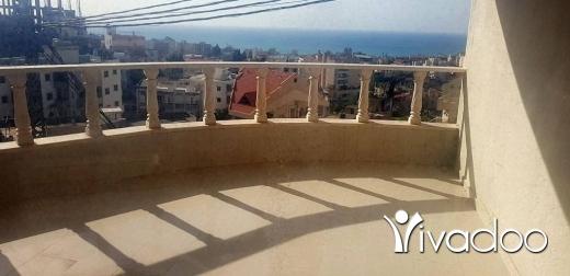شقق في جبيل - Apartment for Sale in a Prime Location LAU Highway With Sea View - L06156.